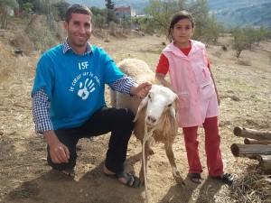 Offrande mouton orphelin